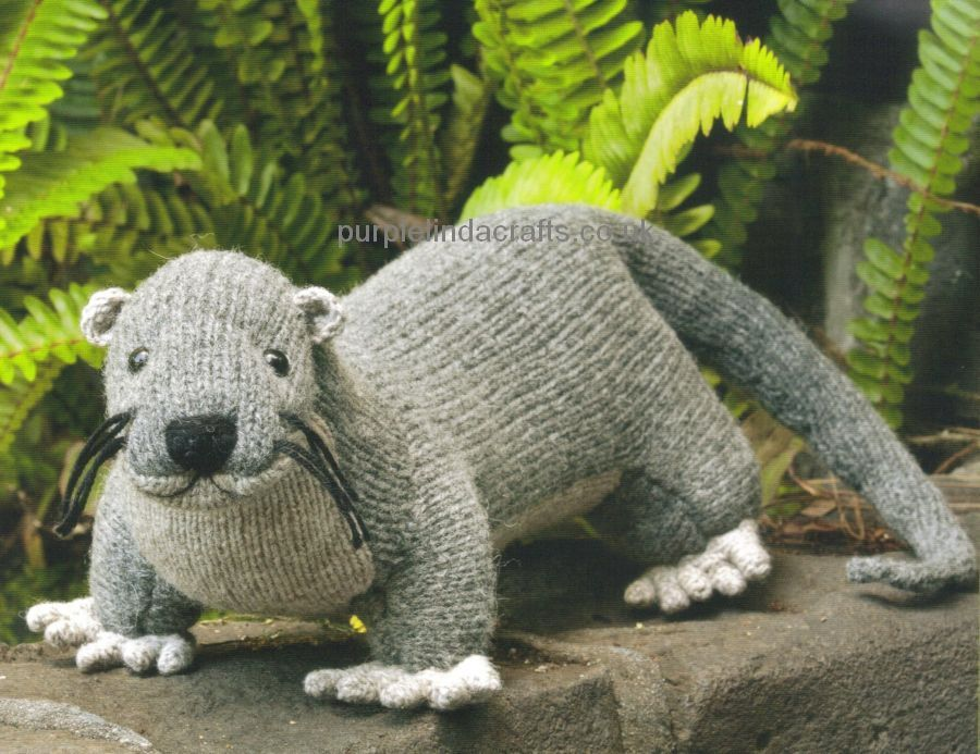 Amigurumi Animals To Make : Otta hard to make projects to try knit animals