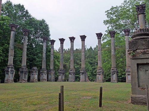 Windsor Ruins Mississippi Windsor Ruins Trip Natchez Trace