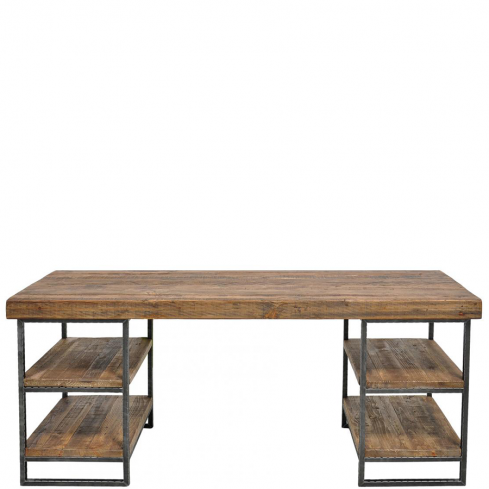 Wood Industry Desk - Desks - Home Office - Furniture. For more Visit: http://sd-office.com/c-240492-new-tables.html