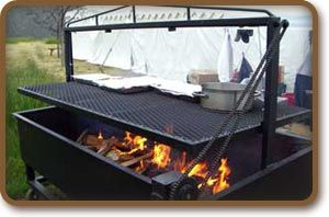 Great grill ...