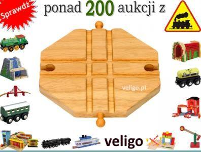 Skrzyzowanie 90 Kolejka Drewniana Gdansk 5912262400 Oficjalne Archiwum Allegro