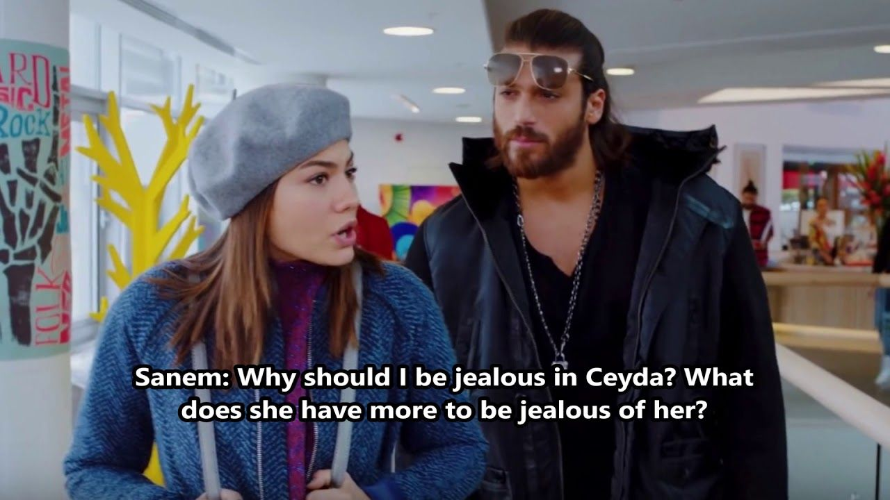 Erkenci Kuş 22  Bölüm - Are you jealous? (English Subtitles