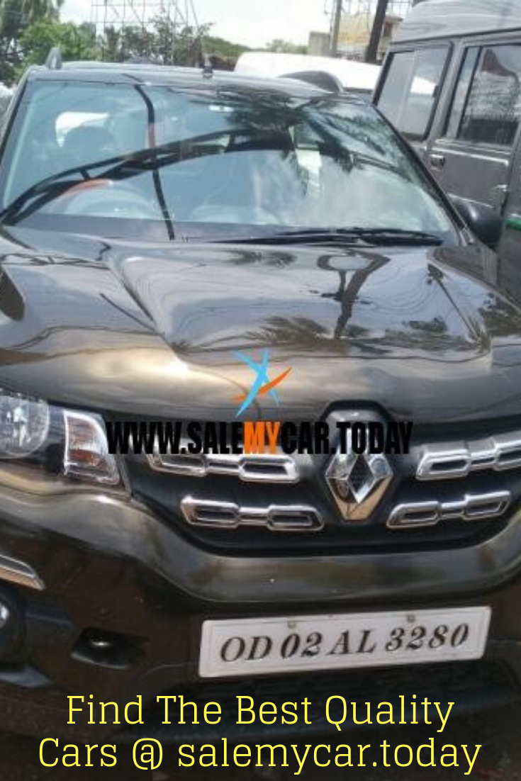 Used Renault Kwid For Sale In Cuttack Odisha India At Salemycar