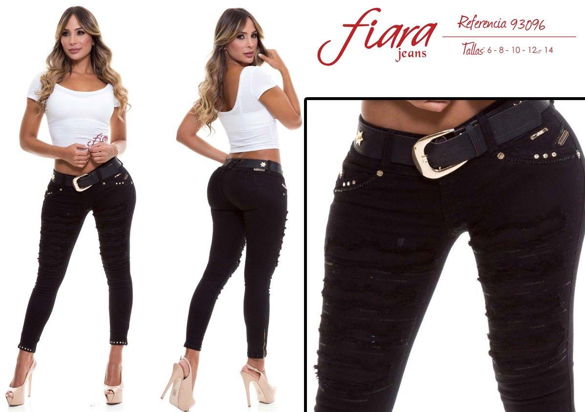 Pantalón colombiano +Modelos en: www.ropadesdecolo... #pantalones #jeans #pantalonescolombianos #pantalón #novedades #pushup #levantacola #moda