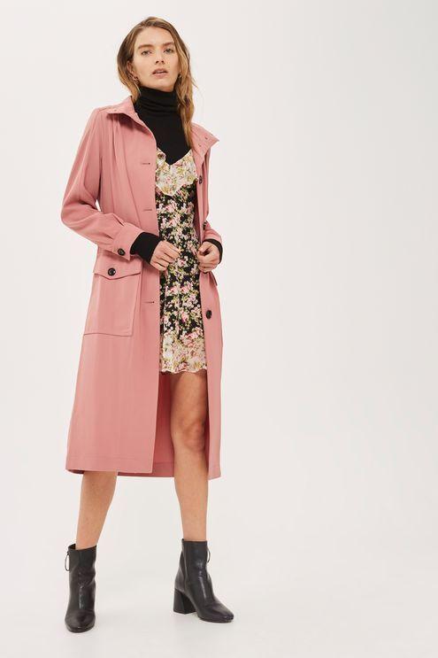 Blouson Duster Coat