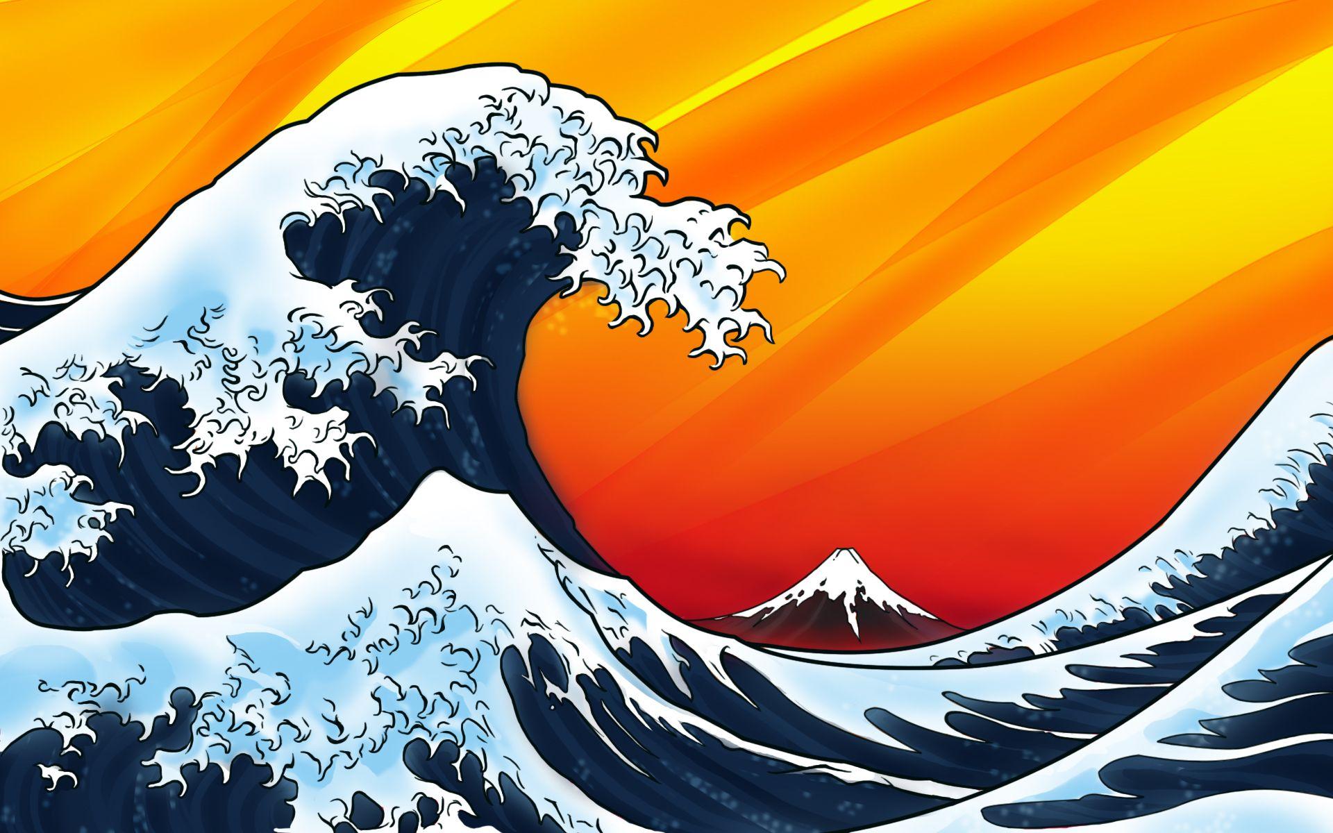 japanese wave vista backgroundsilverjerk.deviantart on