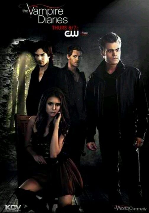 The Vampire Diaries Season 2 Sub Indo : vampire, diaries, season, Kathrine, ♥The, Vampire, Diaries♥, Diaries, Seasons,, Diaries,, Songs
