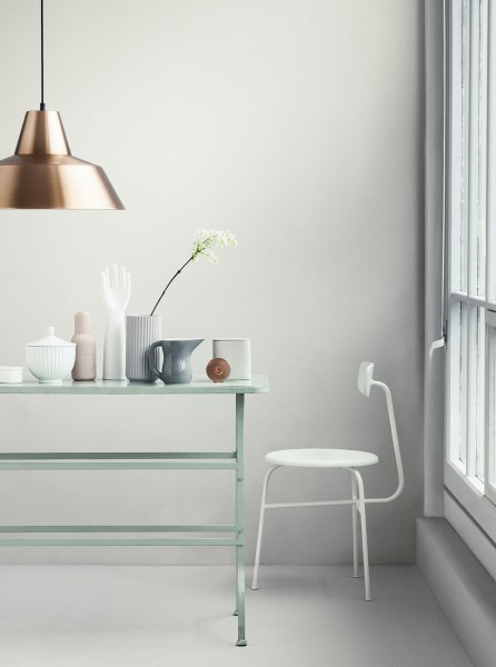 Hallingstad - inspiration til dit hjem: Magasin Living SS14