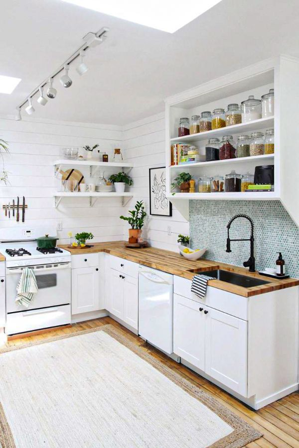 Small Kitchen Design 10x10: 47+ Kitchen Makeovers Design Ideas With Before And After