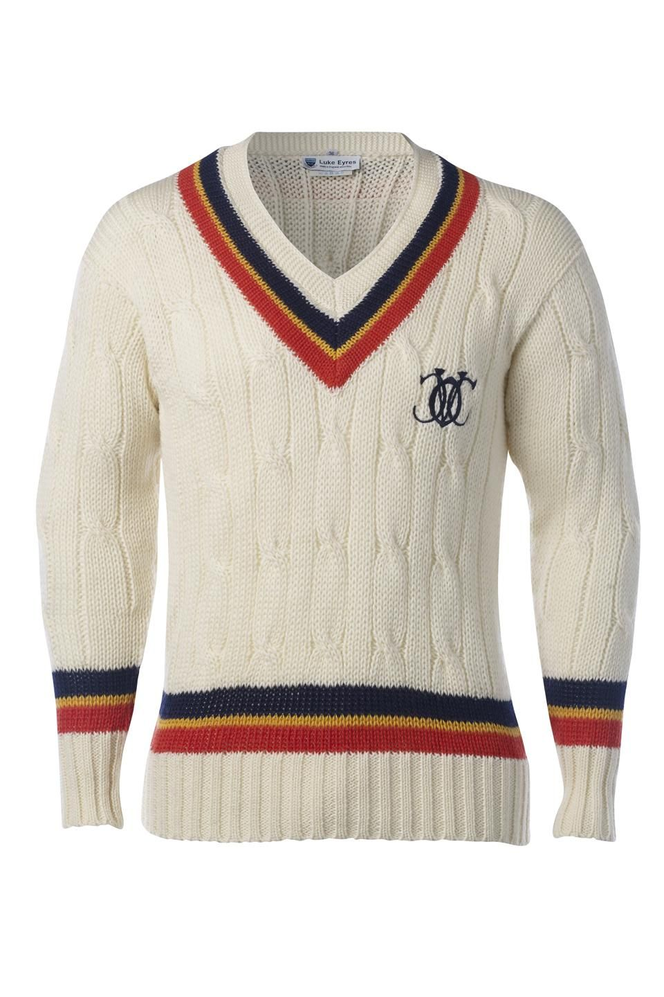 Oxford Cricket Sweater