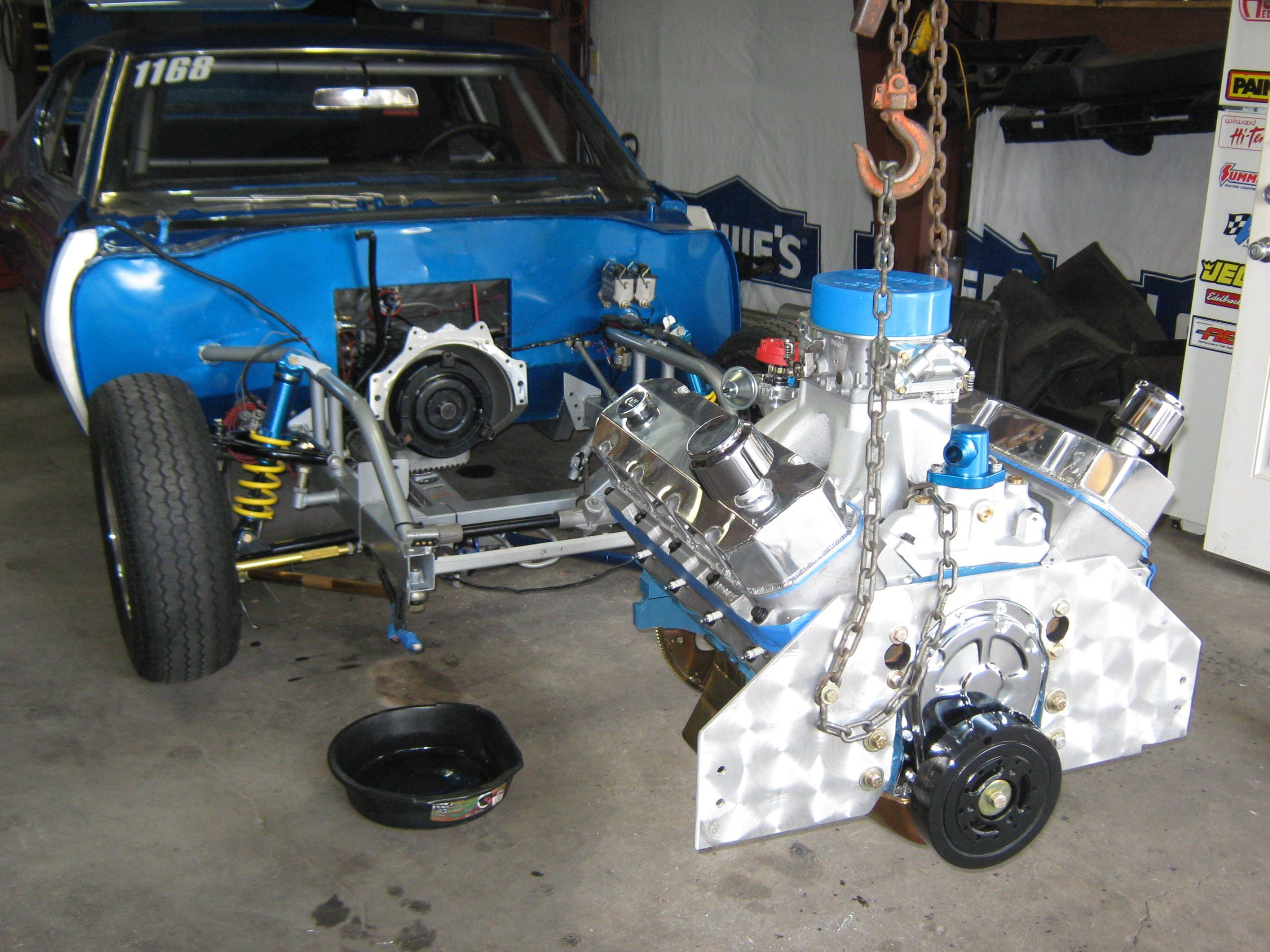 632ci proseries stroker crate engine big block gm style blueprint engines customer photos from bill taylor bill has installed our into his 1968 pontiac gto the has aluminum heads roller cam and boasts a malvernweather Choice Image