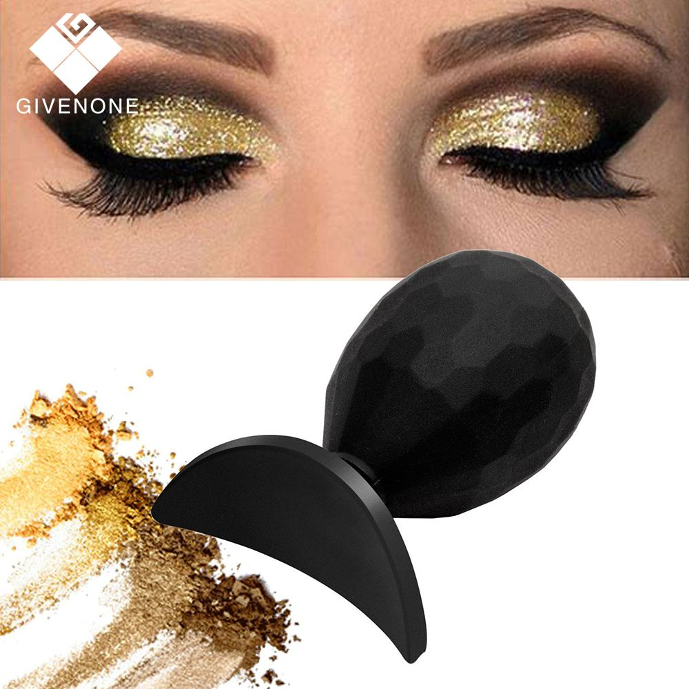Eye Shadow Eye Stamp Glittering Eyeshadow To Seal Lazy Eyeshadow Wear Tool Eyeshadow Seal Easy To Use Beauty Essentials