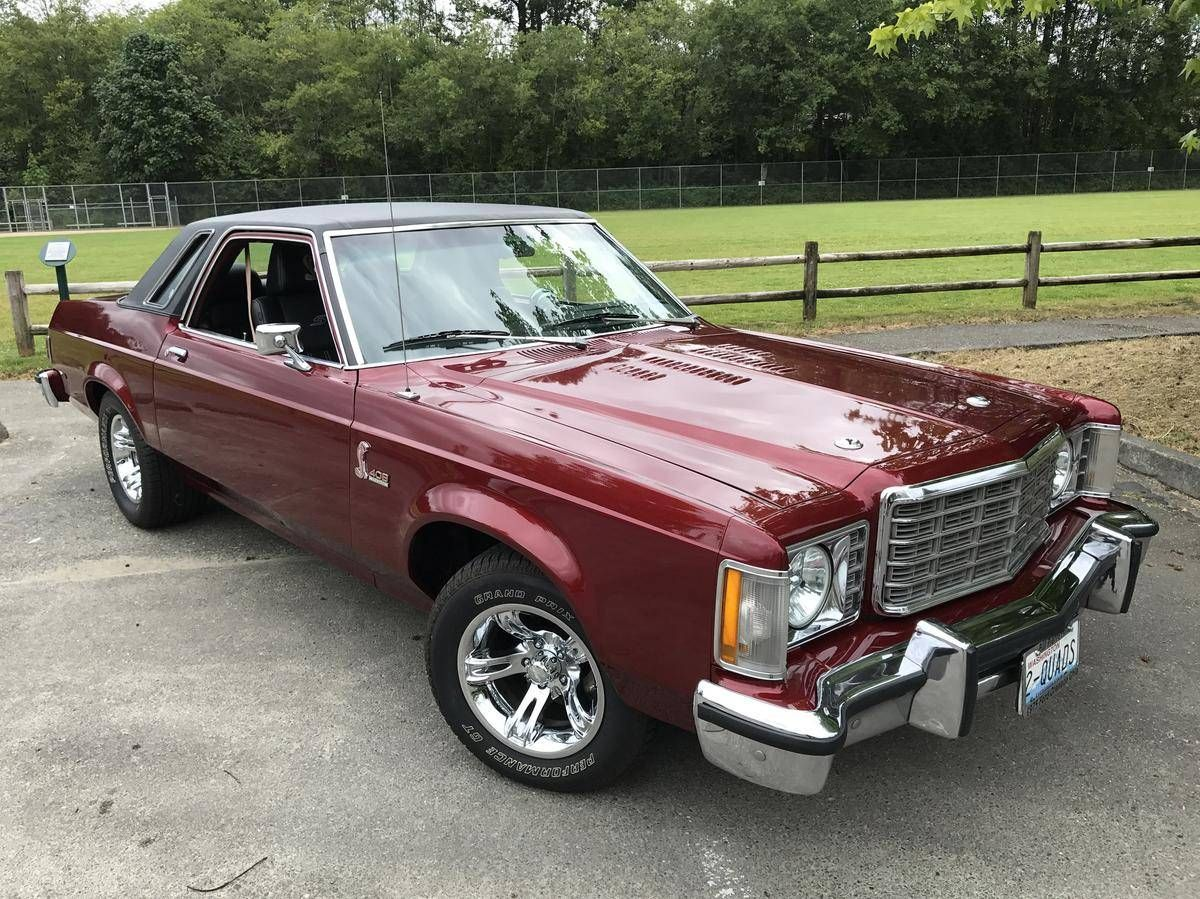 1975 Ford Granada For Sale 2014958 Hemmings Motor News Ford