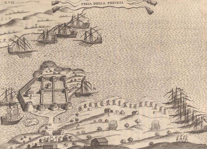 "preveza ottoman map ile ilgili görsel sonucu"""