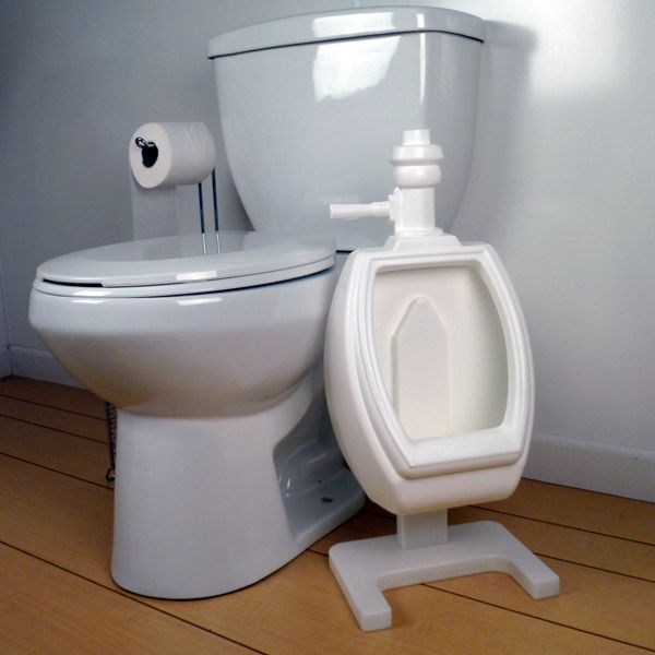 Travel Urinal For Boys And Girls By Potty Scotty Potty