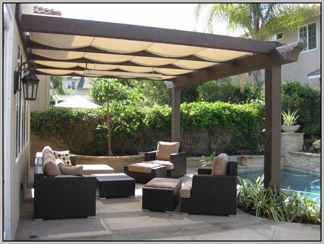 Modern Patio Shade Ideas With Images