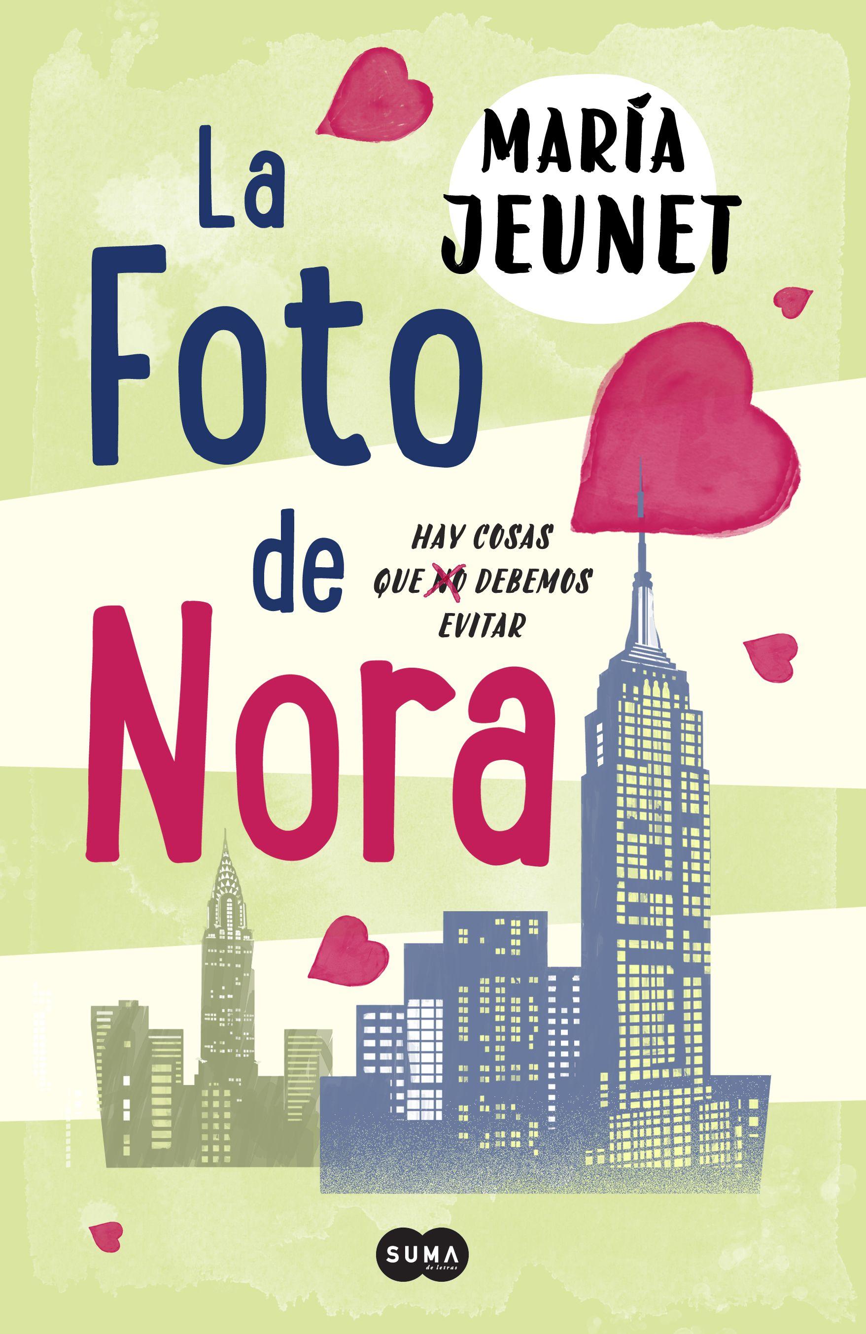 Portada de La foto de Nora.   Libros de comedia romántica- eróticos ...