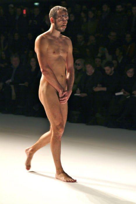 Naked men runway models your place