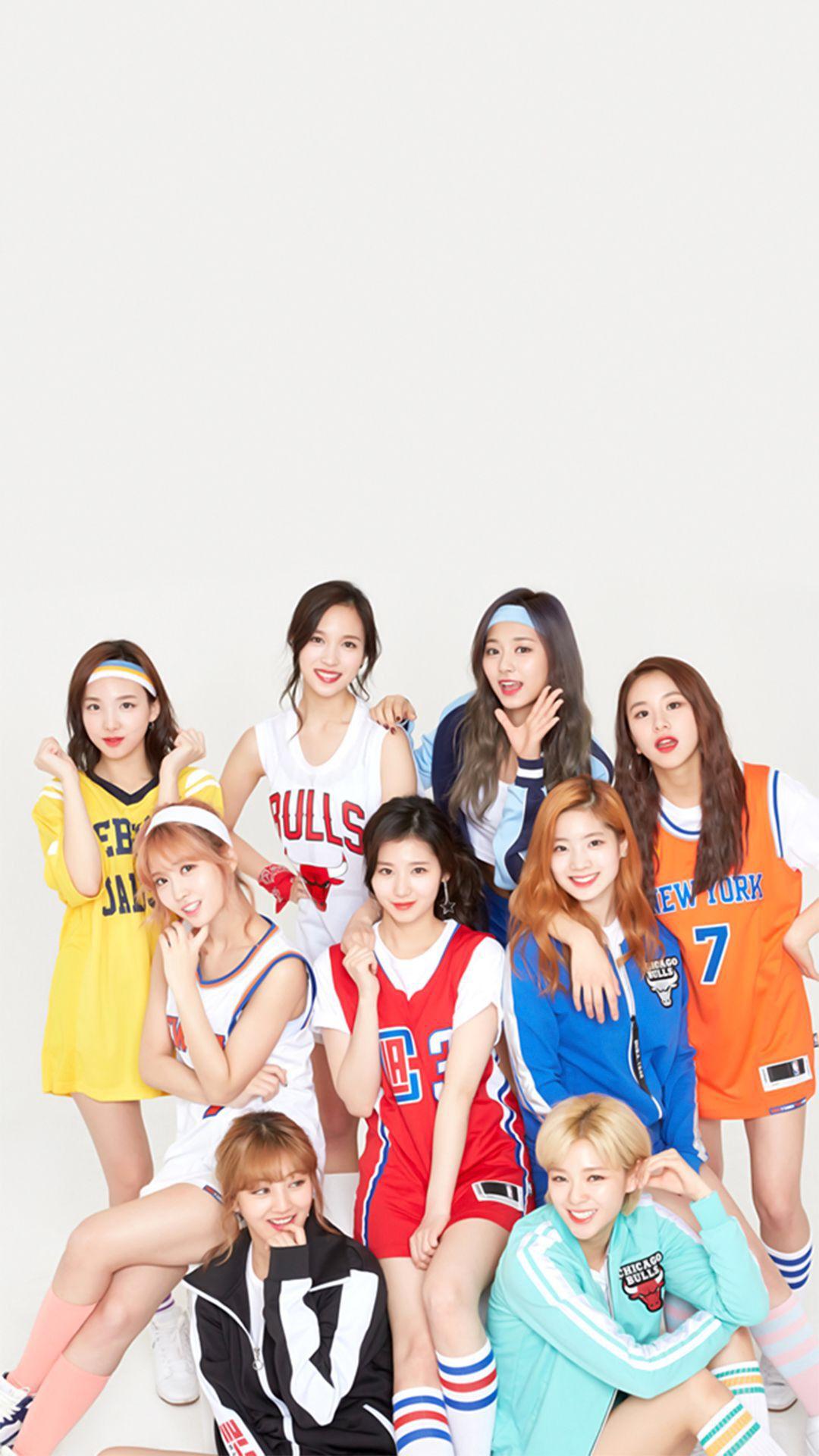 Pin de lala em KPOP Twice wallpaper, Twice, Twice debut