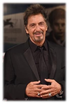 """Al Pacino #alpacino  * Between art films and glamour the 71st  Venice International Film Festival concluded """"in beauty"""""""