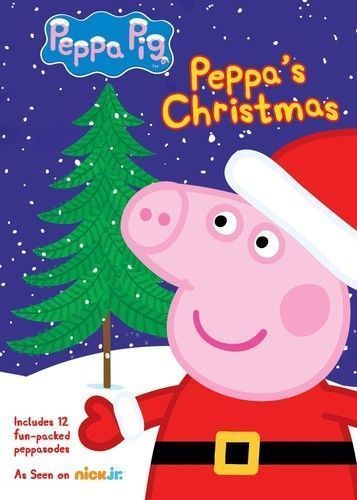 Nick Jr Christmas 2012 : christmas, Peppa,