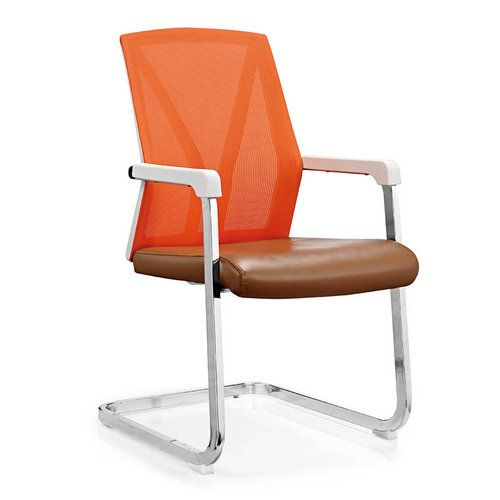 best selling conference room chairs meeting room chairs pp material visitor chairs mid back
