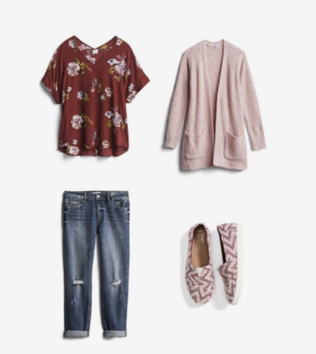My Stitch Fix Floral Tops Styled for Spring | My Favorite Hello #stitchfix
