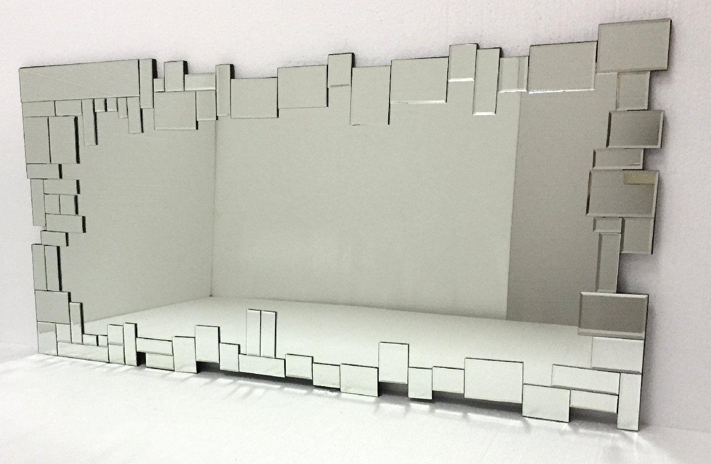 Espejo Moderno BE-023 de 140X70cm | Para reflejar nuestra sonrisa ...