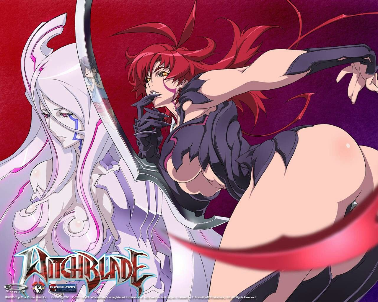 Pin By Anna Bell On Anime Witchblade Anime Anime Yandere