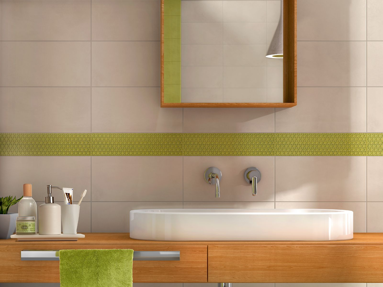 Fifty - piastrelle colorate da rivestimento | Marazzi | Home Sweet ...