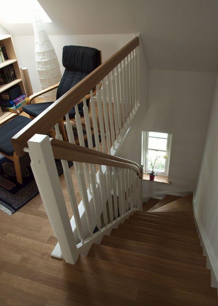 Schwedenhaus innen treppe  Treppe im Schwedenhaus | Flur | Pinterest | Schwedenhaus, Treppe ...