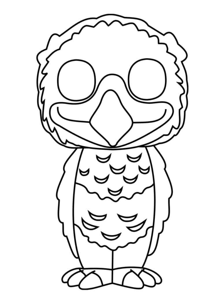 Coloriage Harry Potter : des dessins uniques à imprimer gratuitement ! | Coloriage harry potter ...