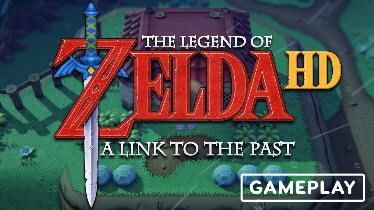 The Legend Of Zelda A Link To The Past Hd Nintendo Switch Zelda A Link To The Past Legend Of Zelda The Past