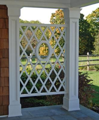 Best Custom Victorian Lattice With Oval With Images 400 x 300