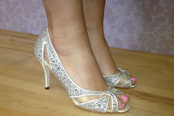 d1d080cb8b6c Tried   Tested  The most comfortable (and gorgeous!) shoes for your wedding  day.