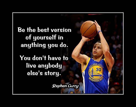 Basketball Motivation Poster Coaching Wall Art Son