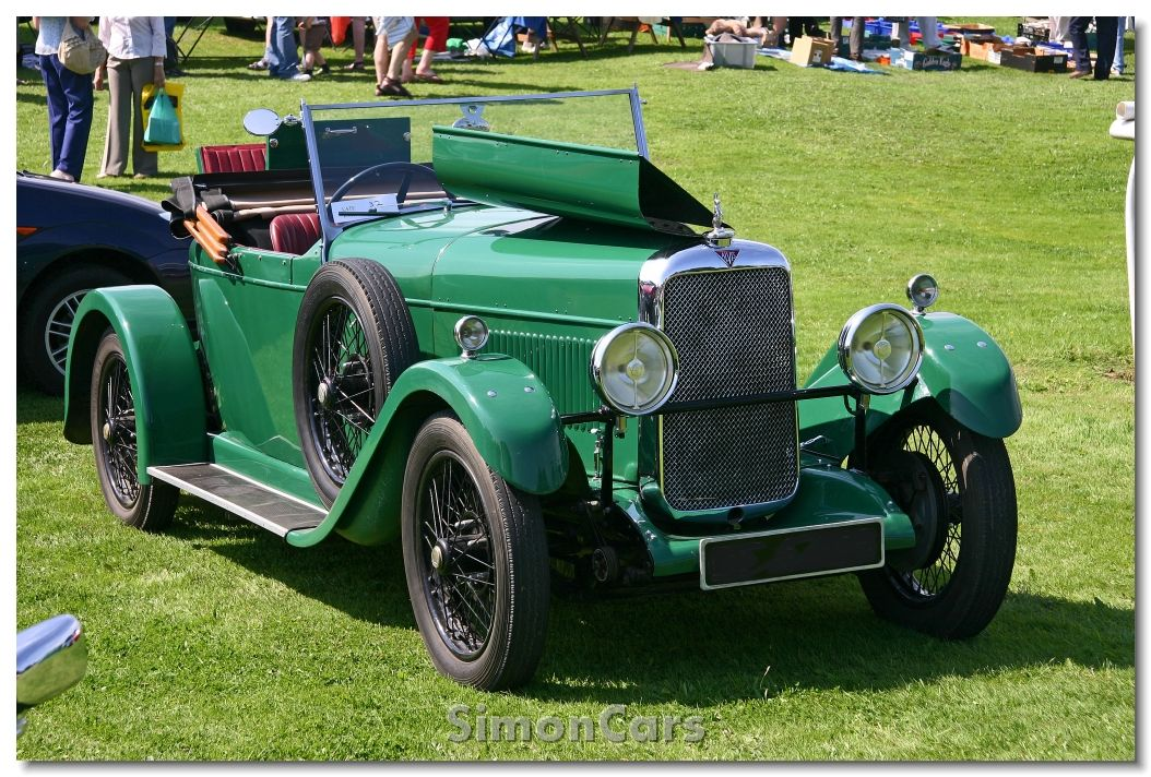 Alvis Silver Eagle 1931 Sports. In 1927 Alvis introduced