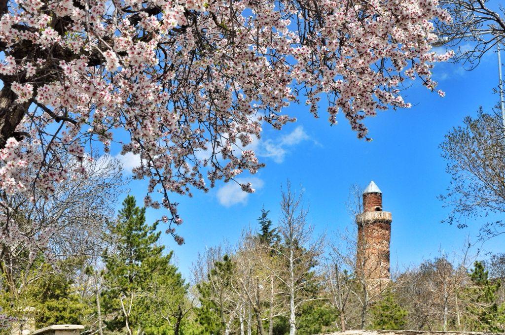 Harput ulu cami minaresi