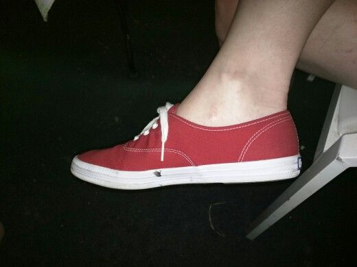 Red keds | Keds sneakers, White