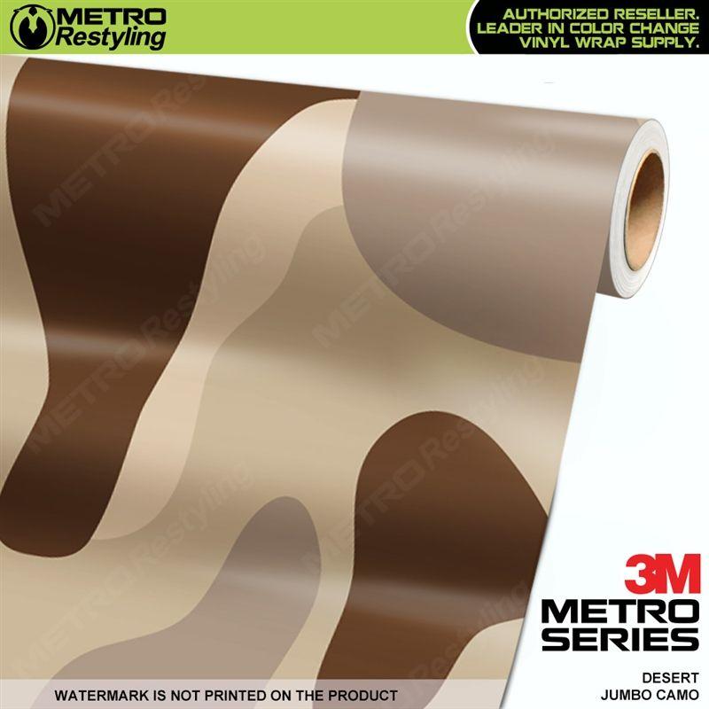 Jumbo Desert Camo Vinyl Wrap Metro Restyling In 2020 Vinyl Wrap Vinyl Weird Shapes