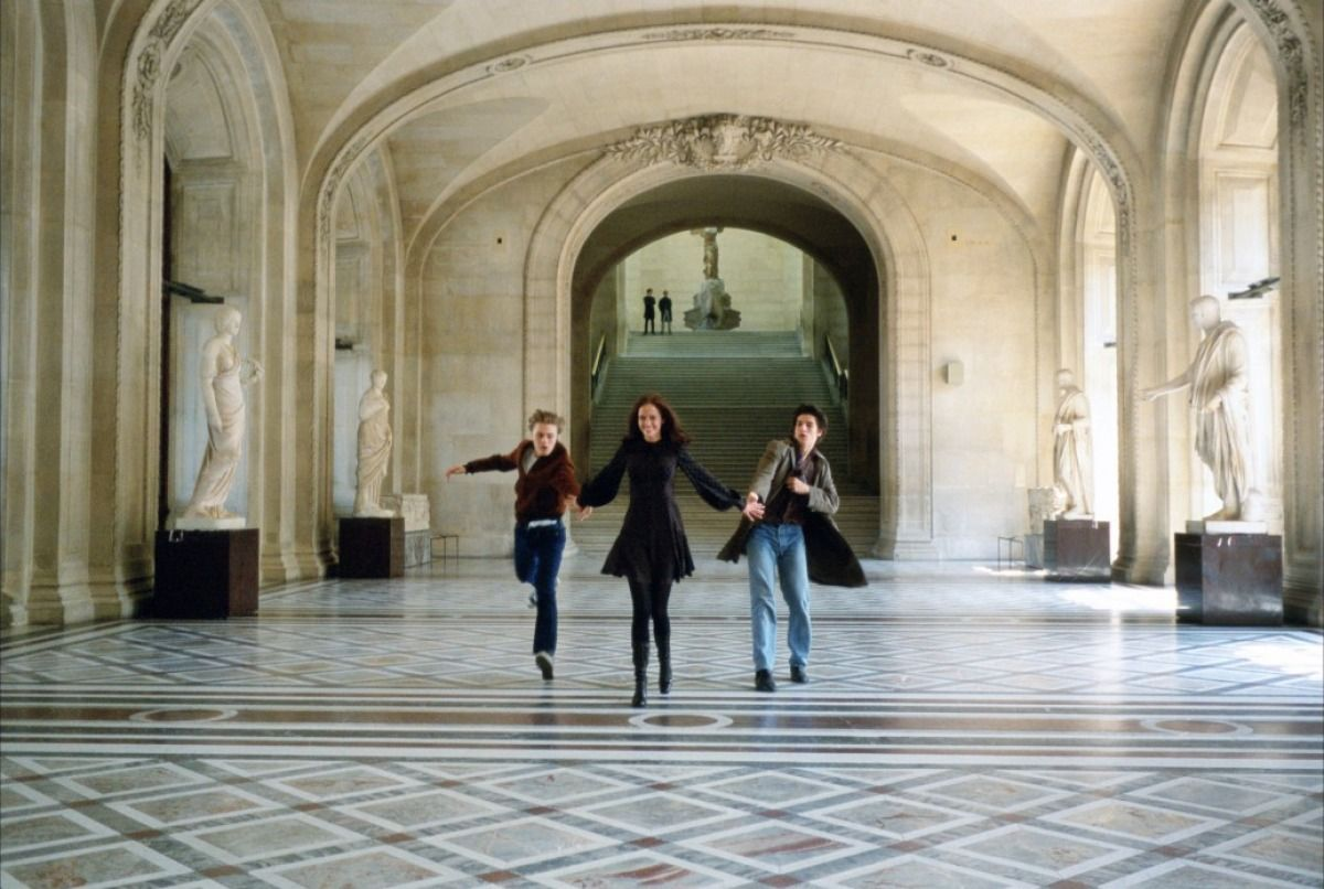 Sophie and Anna's Blog: Our Favorite Movies Set In Paris | Dreamers movie, The dreamers, Garrel