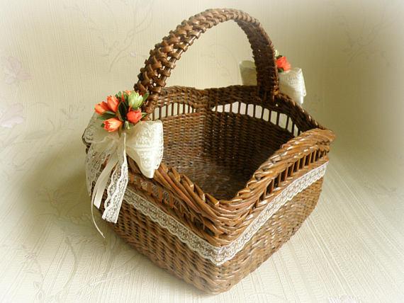 Girls easter basket easter egg basket storage basket beauty gift girls easter basket easter egg basket storage basket beauty gift basket wicker basket with handle negle Images