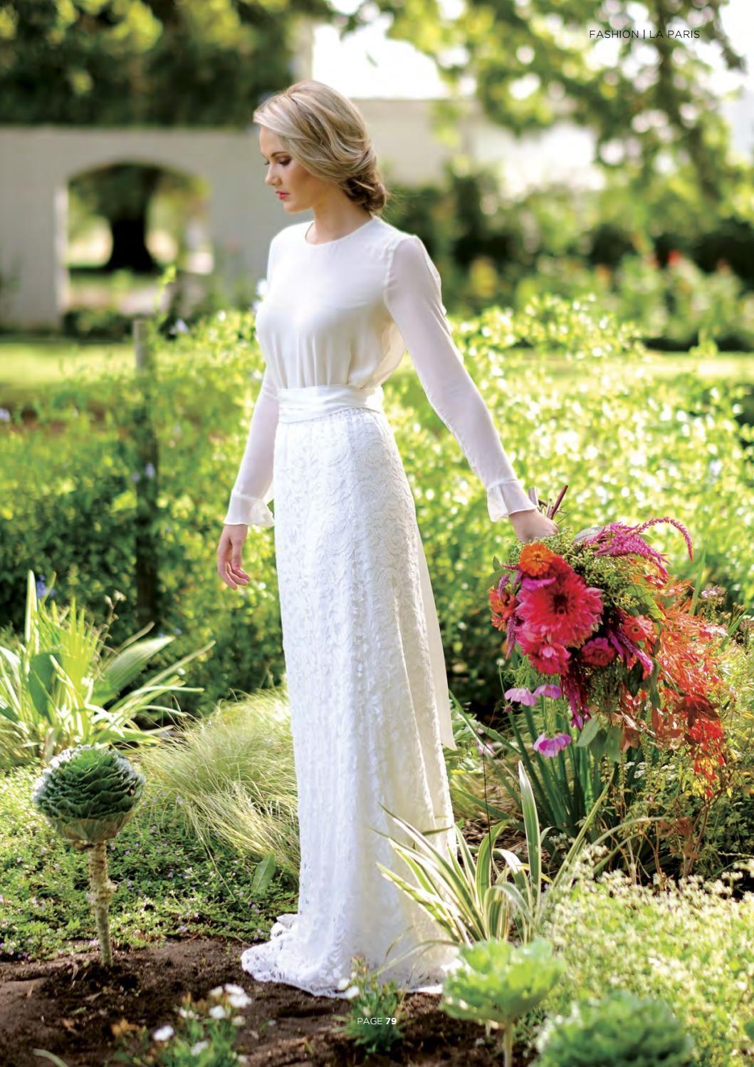 Affordable bohemian wedding dresses  My Wedding Day Bridal Magazine Issue   Weddings and Wedding