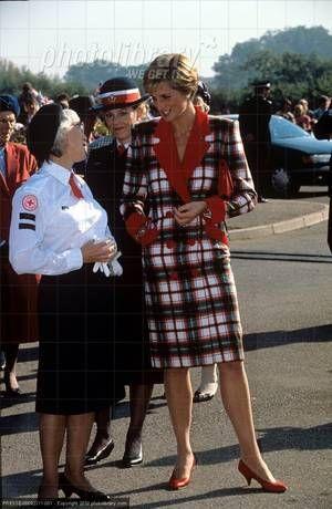 Activités de Diana du mois de Septembre _ 1990