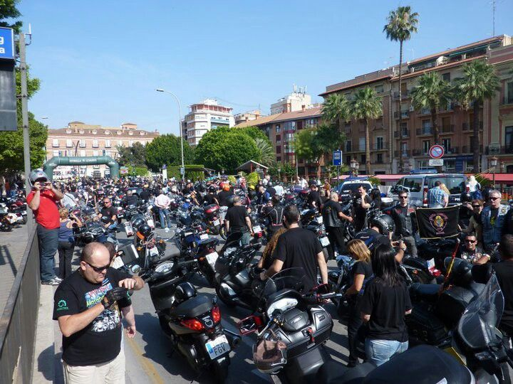 Ride-out, Murcia