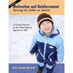 The hundreds of books on autism tend to be either highly technical manuals with their own language, or gut-wrenching personal accounts that don't include enough detail for you to know where to start.  Enter Motivation and Reinforcement. This is a book for parents, not professionals, extremely practical and packed with the essential details you need to begin to work. It is based on the latest research, and utilizes the most effective teaching methods possible!