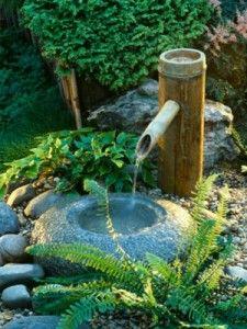 fuente para jardin feng shui | jardineria espacio libre ...