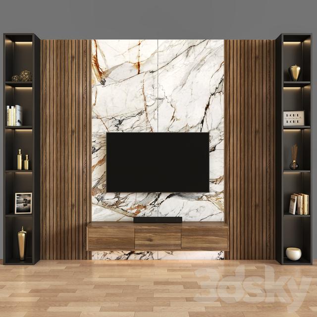 3d Models Tv Wall Modern Tv Wall 7 Modern Tv Room Tv Room Design Wall Tv Unit Design