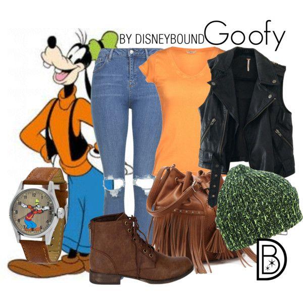 Disney Bound - Goofy