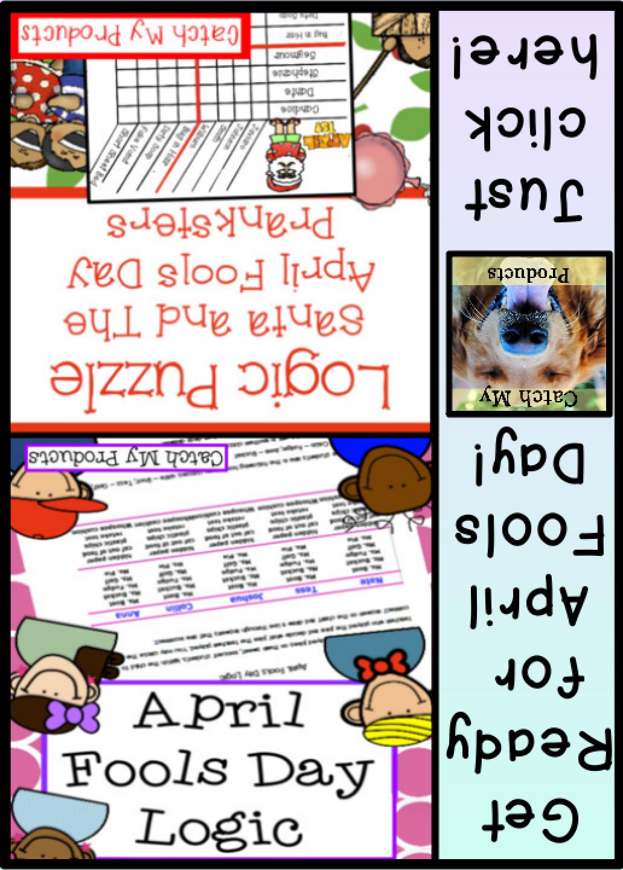 April Fools Day Logic Fun